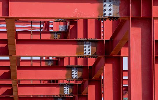 Excadia bureau d'études structure métallique projet renforcement