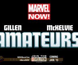 """""""Amateurs"""" Marvel NOW!"""