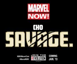 Savage Wolverine?