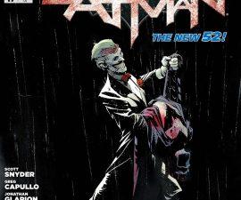 Batman #17 Review