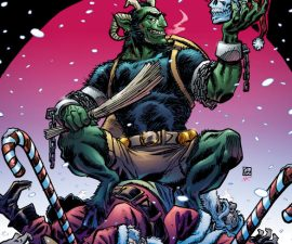Krampus #1 From Image Comics