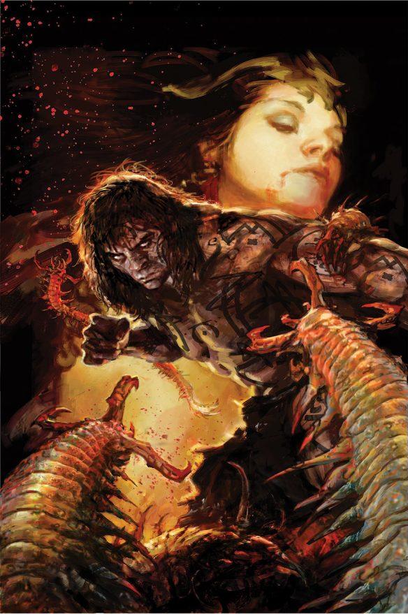 Conan the Avenger #1 from Dark Horse Comics