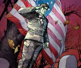 Star-Spangled War Stories Featuring G.I. Zombie #1 from DC Comics