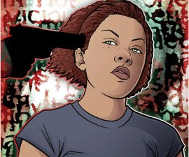 A Voice in the Dark: Get Your Gun #1 from Image Comics