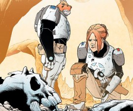 Copperhead #1 from Image Comics