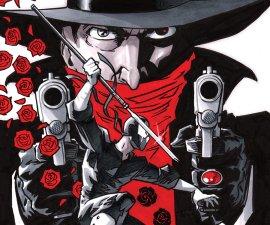 Grendel vs. The Shadow #1 from Dark Horse Comics