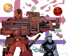 Hawkeye Vs. Deadpool #1 from Marvel Comics
