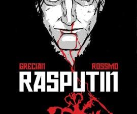 Rasputin #1 from Image Comics