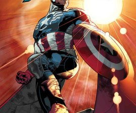 All-New Captain America #1 from Marvel Comics