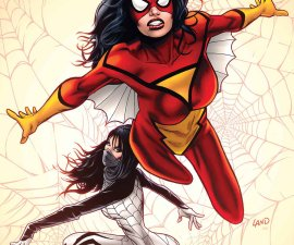 Spider-Woman #1 from Marvel Comics