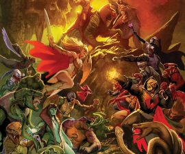 He-Man: The Eternity War #1 from DC Comics