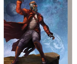 Legendary Star-Lord Vol. 1: Face It, I Rule TPB from Marvel Comics!
