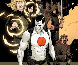 The Valiant #1 from Valiant Comics