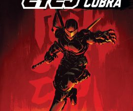 G.I. JOE: Snake Eyes: Agent of Cobra #1 from IDW Comics