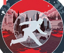 Ivar, Timewalker #1 from Valiant Comics