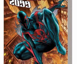 Spider-Man 2099 Vol. 1: Out of Time TPB from Marvel Comics!