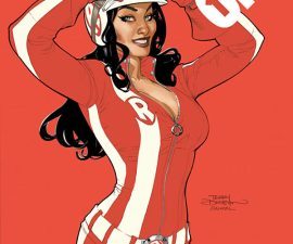 Red One #1 from Image Comics