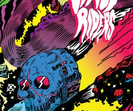 Space Riders #1 from Black Mask Studios
