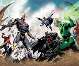 Convergence #1 from DC Comics