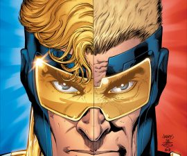Convergence: Booster Gold #1 from DC Comics