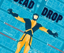 Dead Drop #1 from Valiant Comics