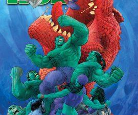 Planet Hulk #1 from Marvel Comics