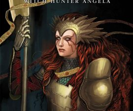 1602 Witch Hunter Angela #1 from Marvel Comics