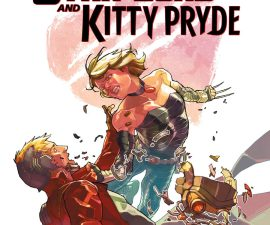 Star-Lord and Kitty Pryde #1 from Marvel Comics