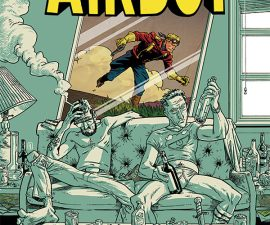 Airboy #1 from Image Comics