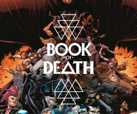 Book of Death #1 from Valiant Comics
