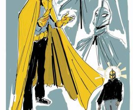 Dr. Fate #1 from DC Comics
