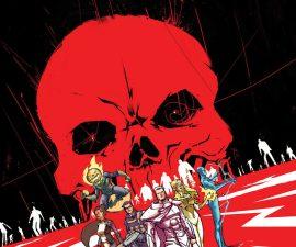 Red Skull #1 from Marvel Comics