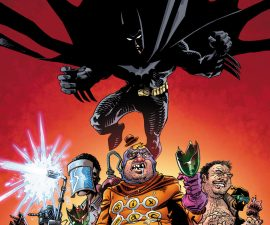 Section 8 #1 from DC Comics