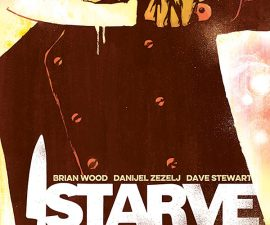 Starve #1 from Image Comics