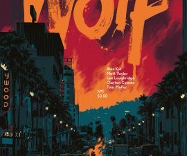 Wolf #1 from Image Comics