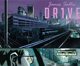 Drive #1 from IDW Comics
