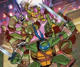 Teenage Mutant Ninja Turtles: Amazing Adventures #1 from IDW Comics