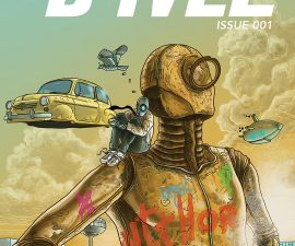 D4VE2 # 1 from IDW Comics