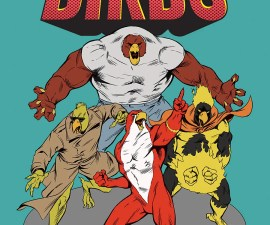 Angry Birds: Super Angry Birds # 1 from IDW Comics