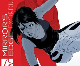 Mirror's Edge: Exordium #1 from Dark Horse Comics