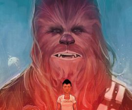 Chewbacca #1 from Marvel Comics