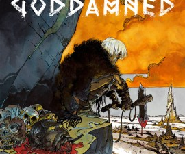 The Goddamned #1 from Image Comics