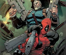 Deadpool & Cable: Split Second #1 from Marvel Comics