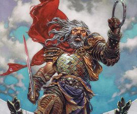 King Conan: Wolves Beyond the Border #1 from Dark Horse Comics