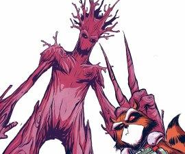 Rocket Raccoon & Groot #1 from Marvel Comics