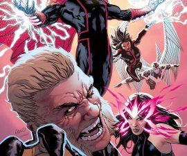 Uncanny X-Men #1 from Marvel Comics