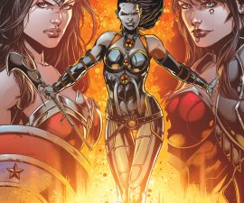 Justice League: Darkseid War Special #1 from DC Comics