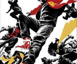 We Are Robin Vol. 1: The Vigilante Business TP from DC Comics
