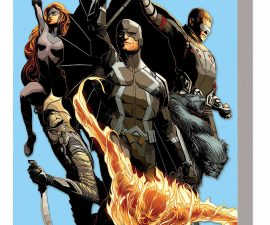 Uncanny Inhumans Vol. 1 TPB from Marvel Comics