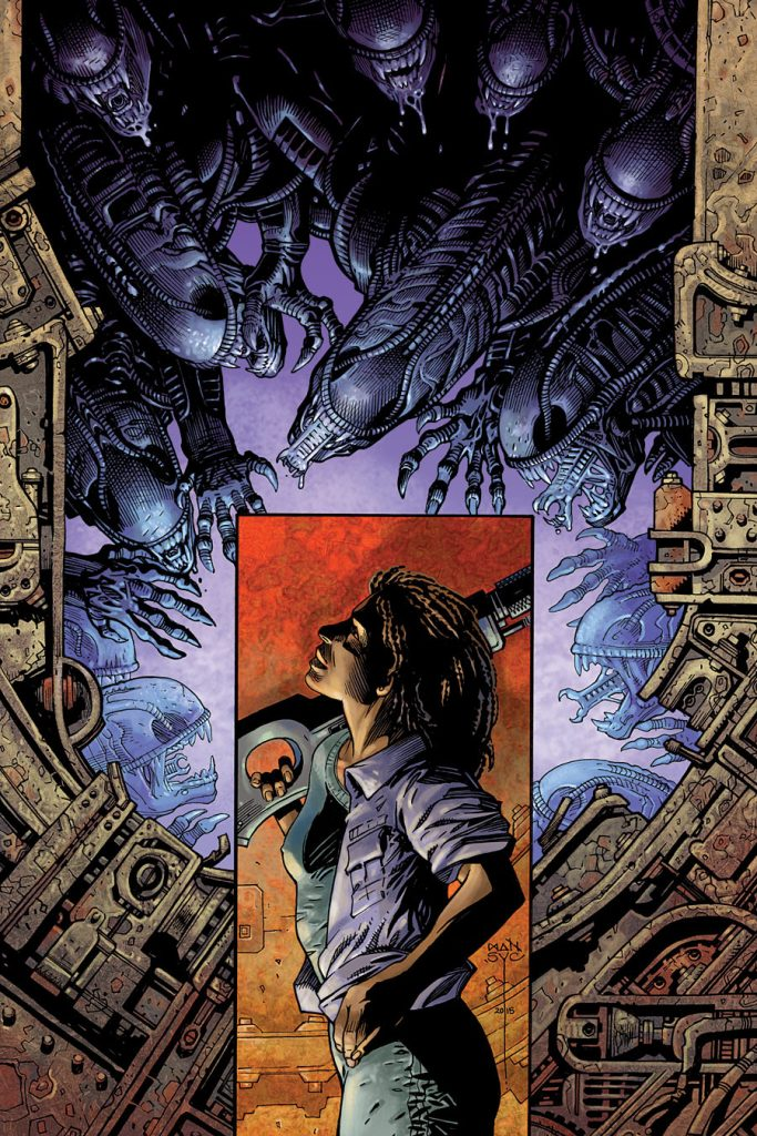 Aliens: Defiance #1 from Dark Horse Comics